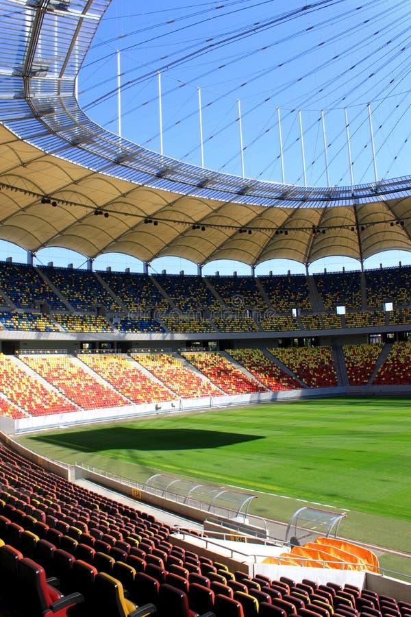 Национальный стадион арены стоковое изображение rf