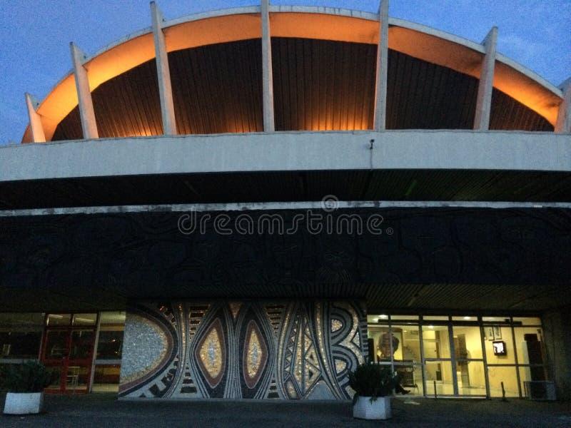 национальный театр стоковые изображения