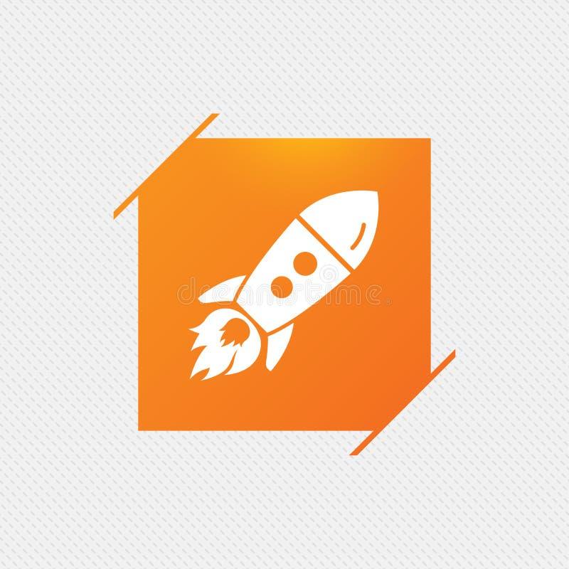 Download Начните вверх значок Startup знак ракеты дела Иллюстрация вектора - иллюстрации насчитывающей метка, badged: 81805975