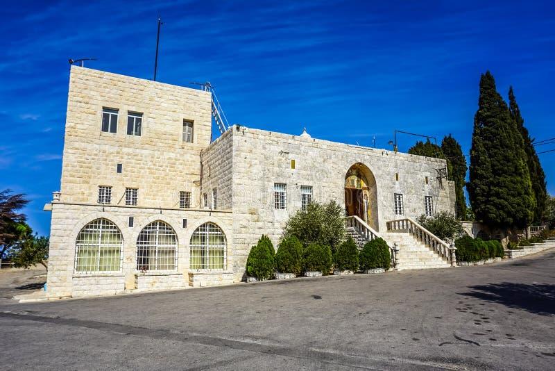 Наша дама монастыря 01 Noorieh стоковые фото