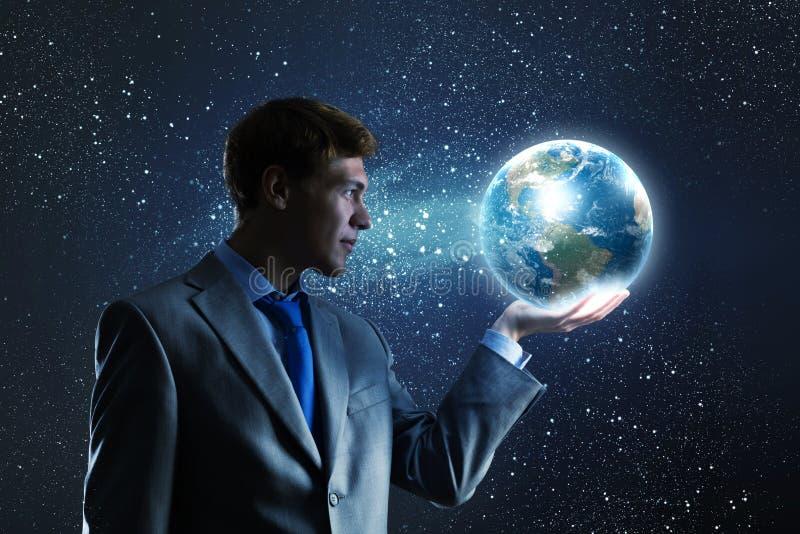 Наша планета земли стоковые изображения