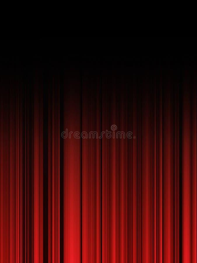 нашивка красного цвета картины иллюстрация вектора