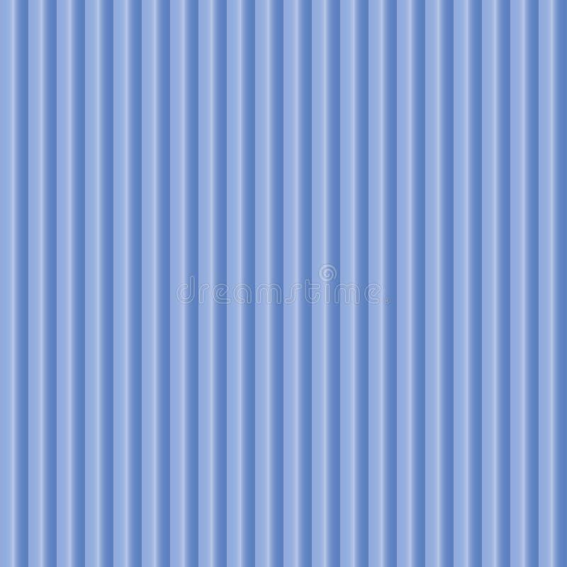 нашивка предпосылки голубая иллюстрация вектора