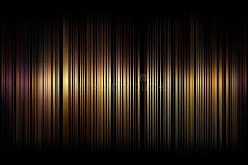 Нашивки предпосылка светлого движения абстрактные, концепция фона иллюстрация вектора