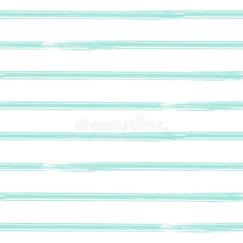 Нашивки Brushstroke, безшовная картина бесплатная иллюстрация
