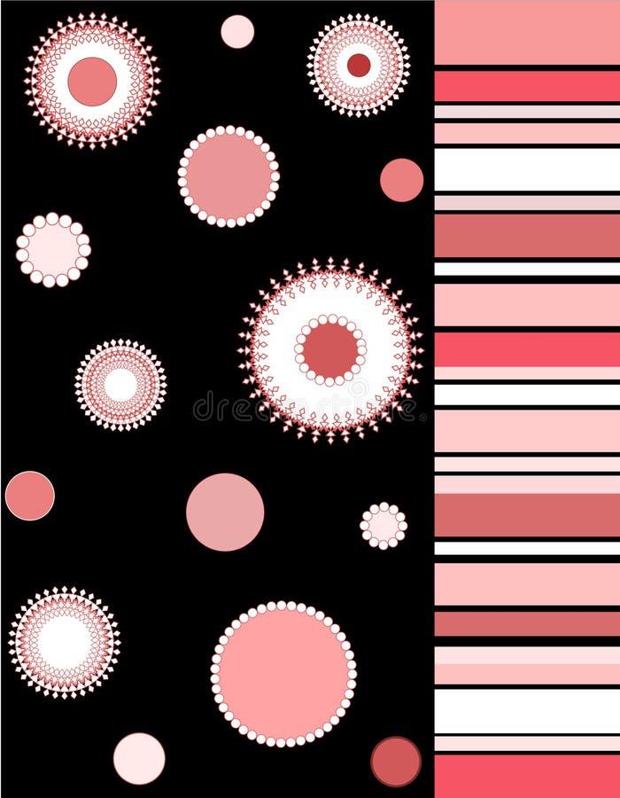 нашивки florals иллюстрация вектора