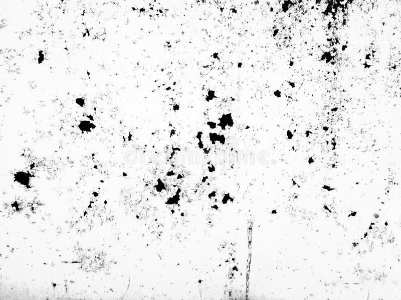 Нашлепки, пятна, царапины - текстура grunge стоковое изображение