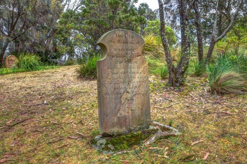 надгробная плита сулоя halloween стоковая фотография rf