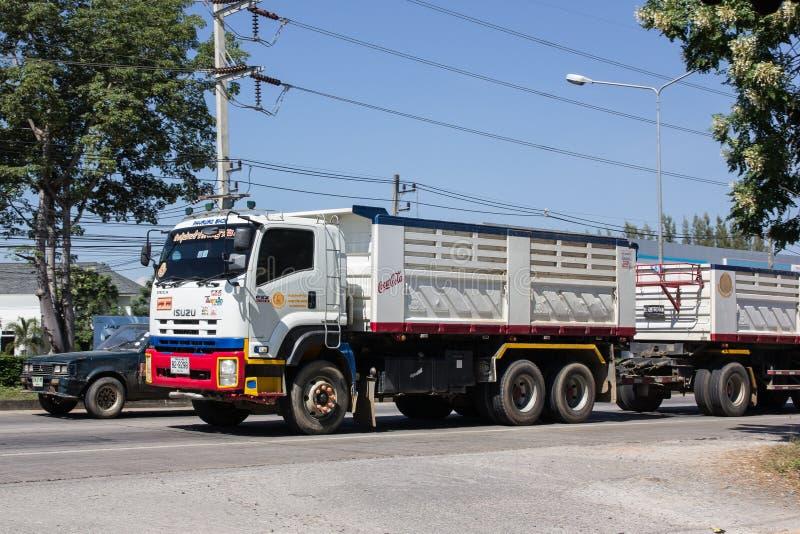 На дороге никакой 1001 8 km от зоны предпринемательства Chiangmai стоковое изображение rf