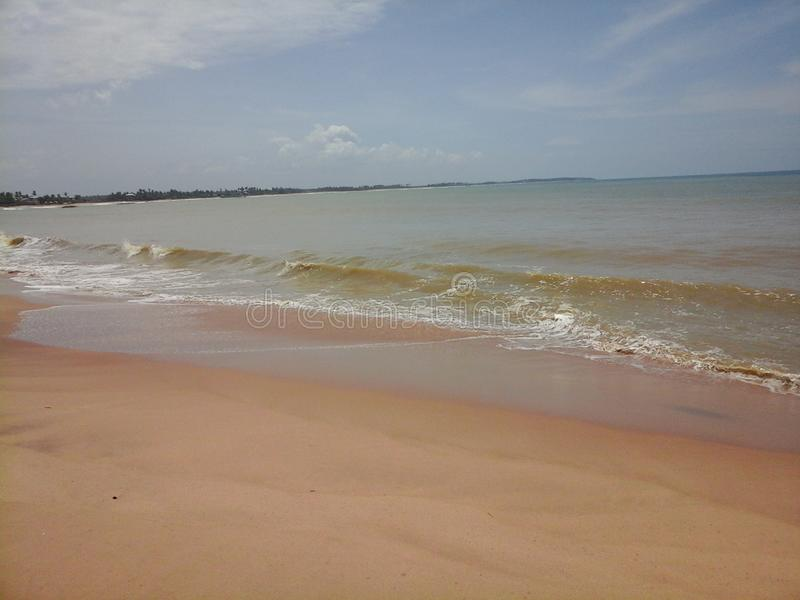 На заливе 2 пляжа стоковые фотографии rf