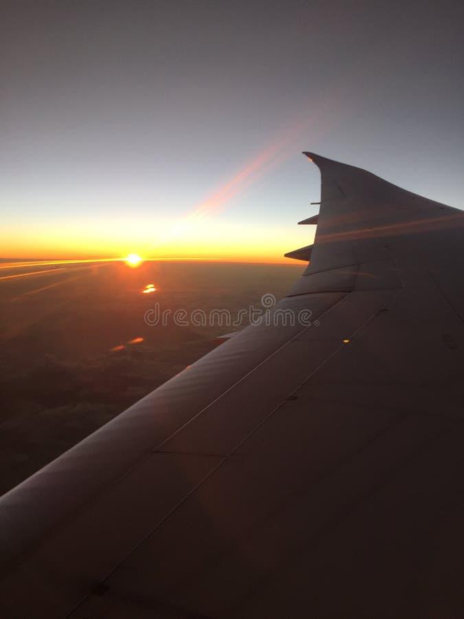 На небе стоковое фото rf