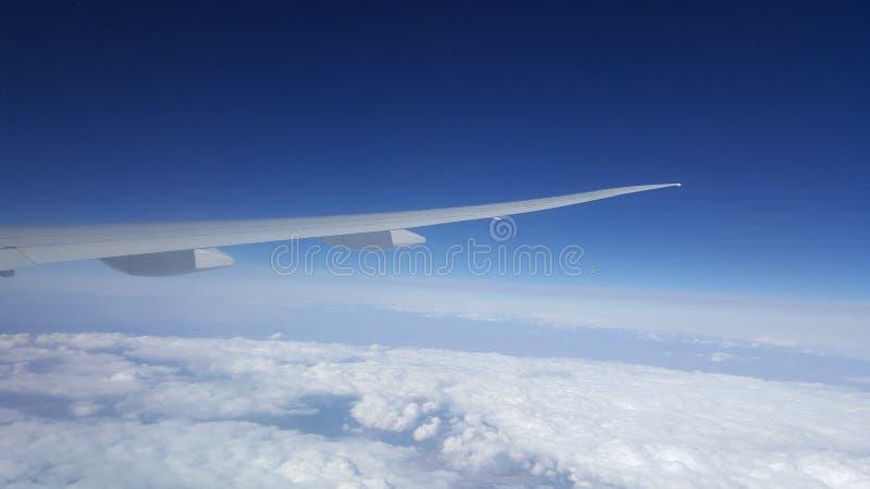 над небом стоковые фотографии rf