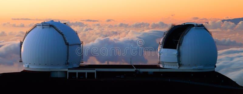 над облаками стоковые изображения