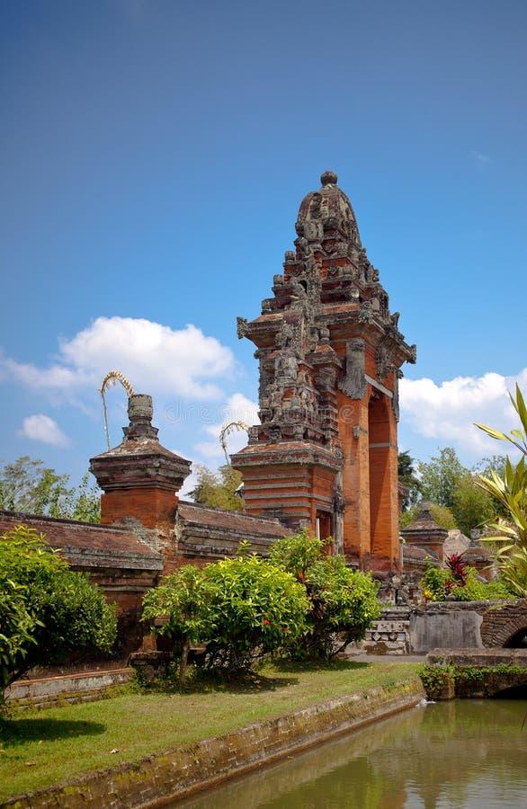 На острове погоды Бали всегда хорошей! стоковые изображения rf
