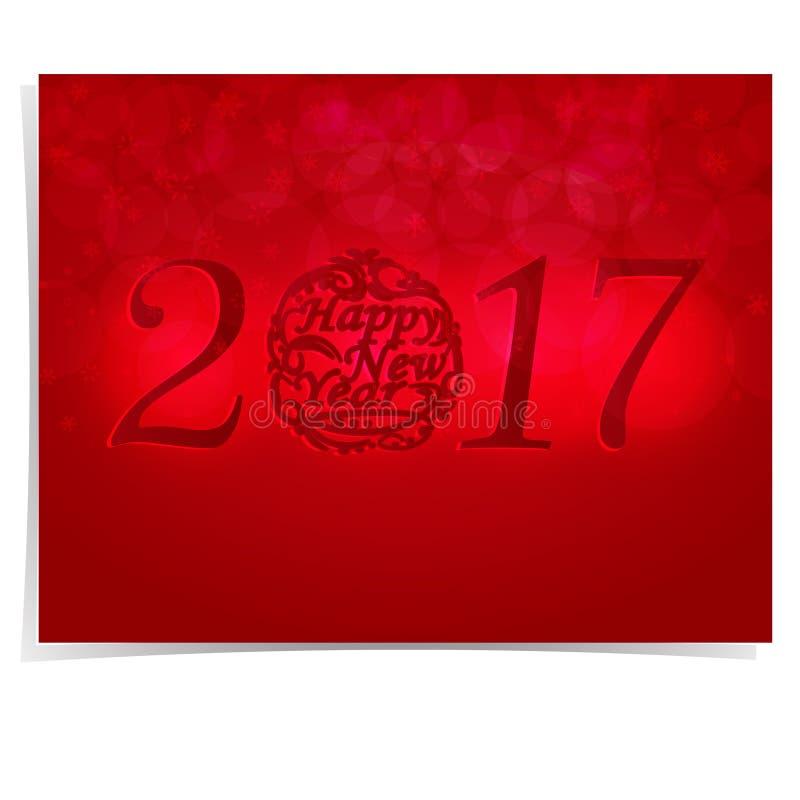 Надпись сделана выбитый на красной предпосылке градиента иллюстрация штока