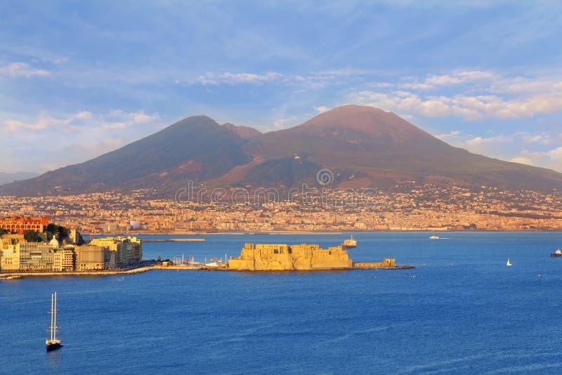 Неаполь, Италия стоковая фотография rf