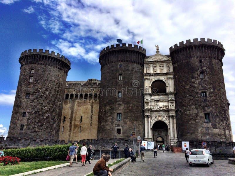 Неаполь стоковое фото rf