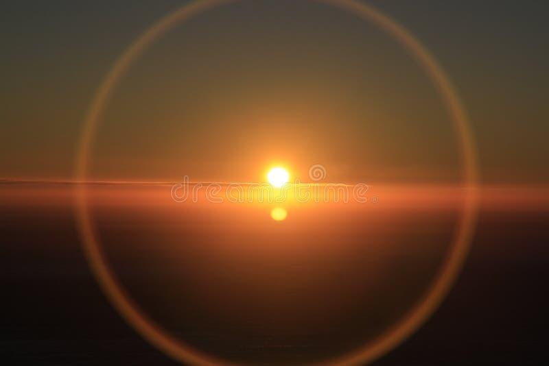 Небесное кольцо стоковые фотографии rf