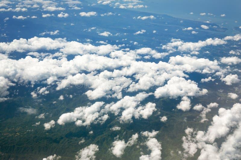 небесный взгляд стоковое фото rf
