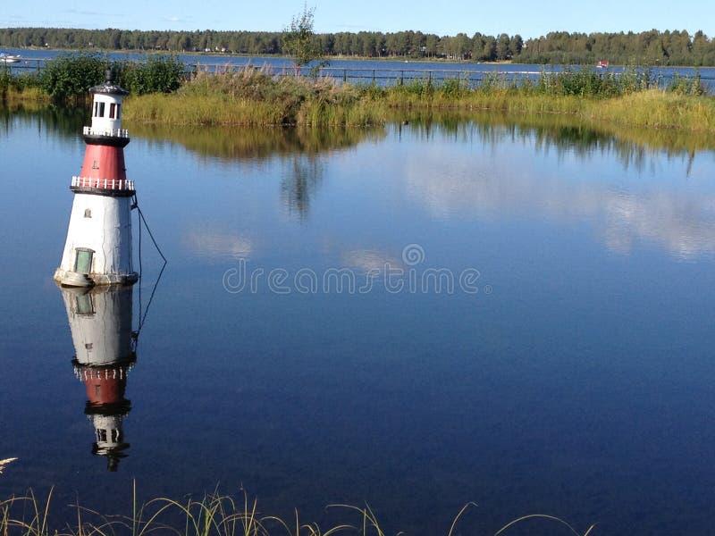 Небольшой маяк мечты стоковые фотографии rf