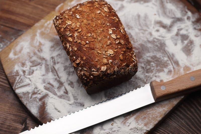 Небольшой хлеб на дне стоковые фотографии rf