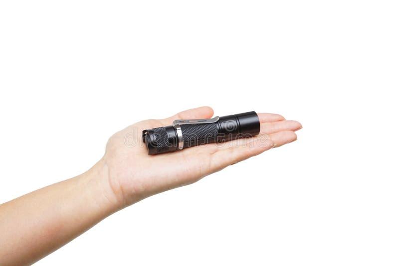 Небольшой электрофонарь СИД стоковые фотографии rf