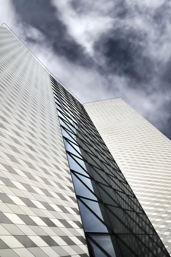 Download Небоскребы Вильнюса стоковое изображение. изображение насчитывающей окно - 33736471