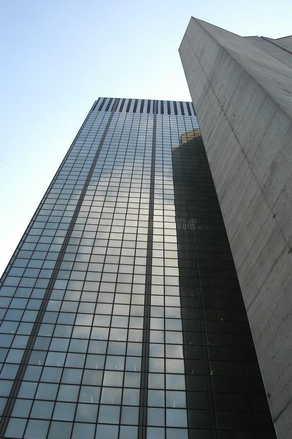 небоскребы зданий стоковые изображения rf
