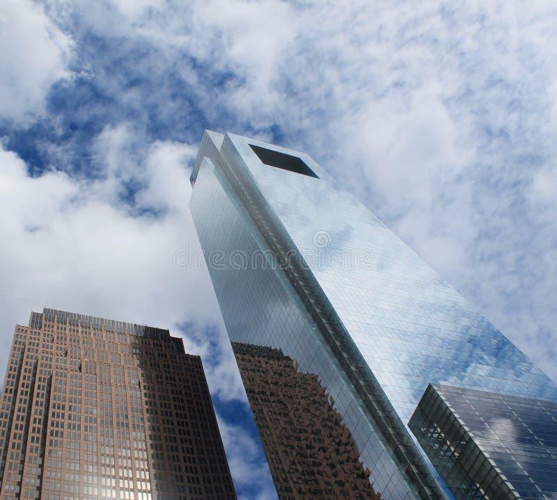 Небоскребы Филадельфии стоковые фото
