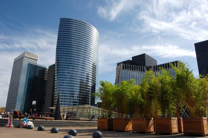 небоскребы стоковое фото rf