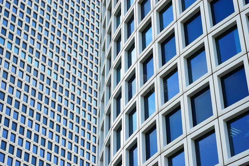 небоскребы 2 крупного плана стоковые фото