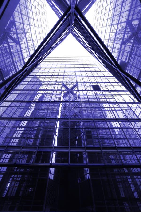 небоскреб офисов стоковые изображения rf