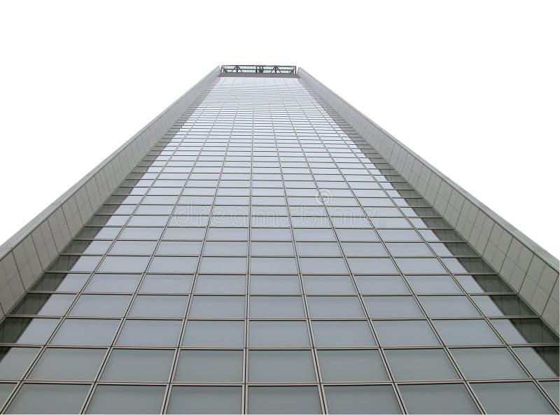 небоскреб путя клиппирования стоковые фото