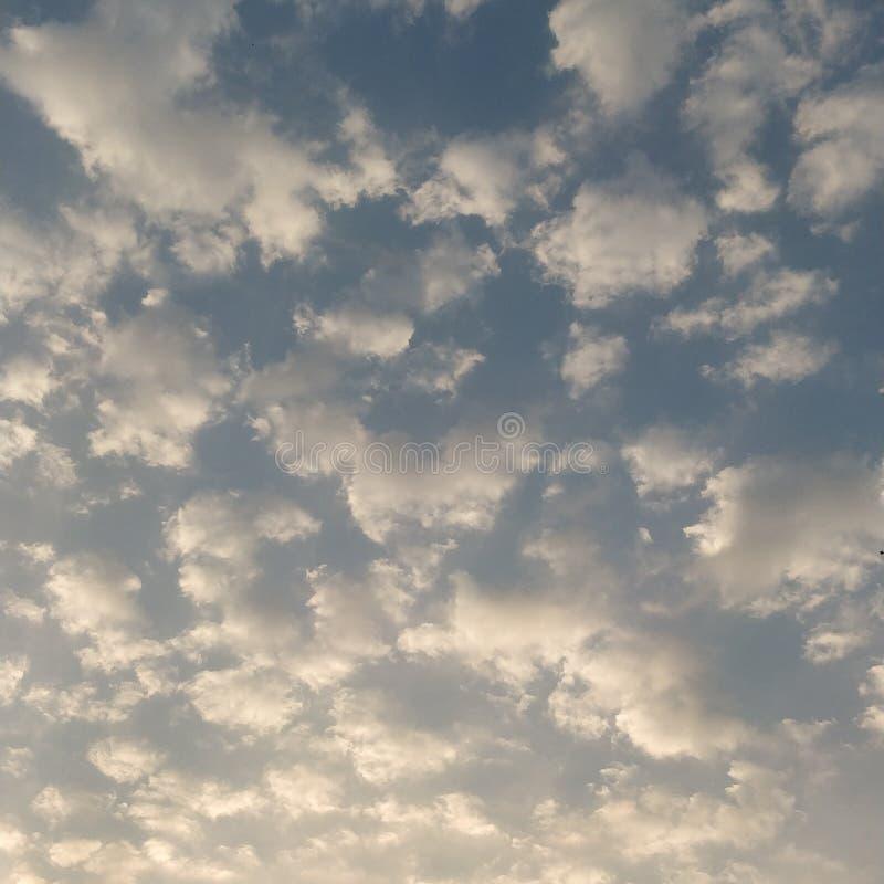 Небо выходных стоковое изображение rf