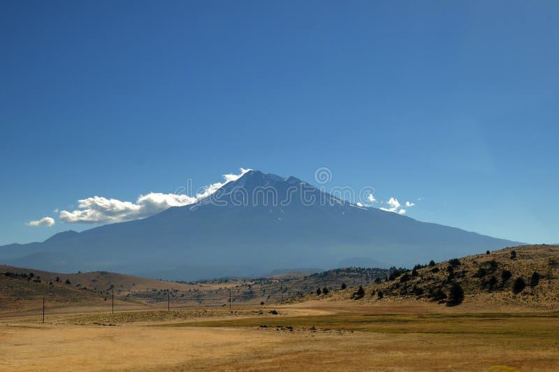 небо горы copyspace пустое стоковые фото