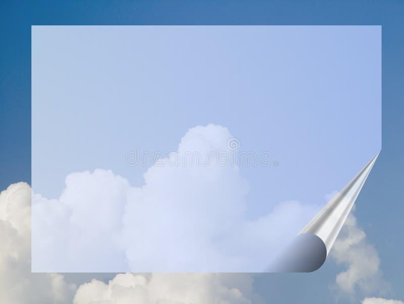 небо знамени бесплатная иллюстрация