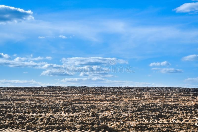 небо и земля стоковые изображения
