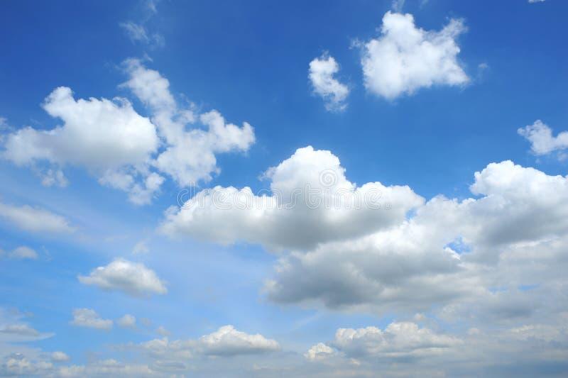 Небо и облако стоковое фото