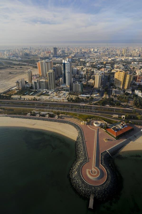 небо Кувейта стоковые изображения rf