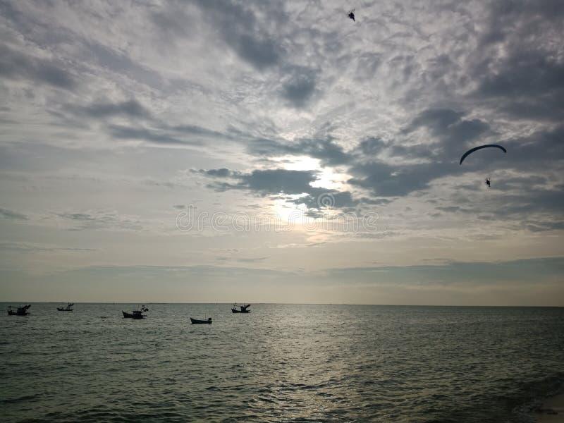 Небо над всем стоковое изображение rf