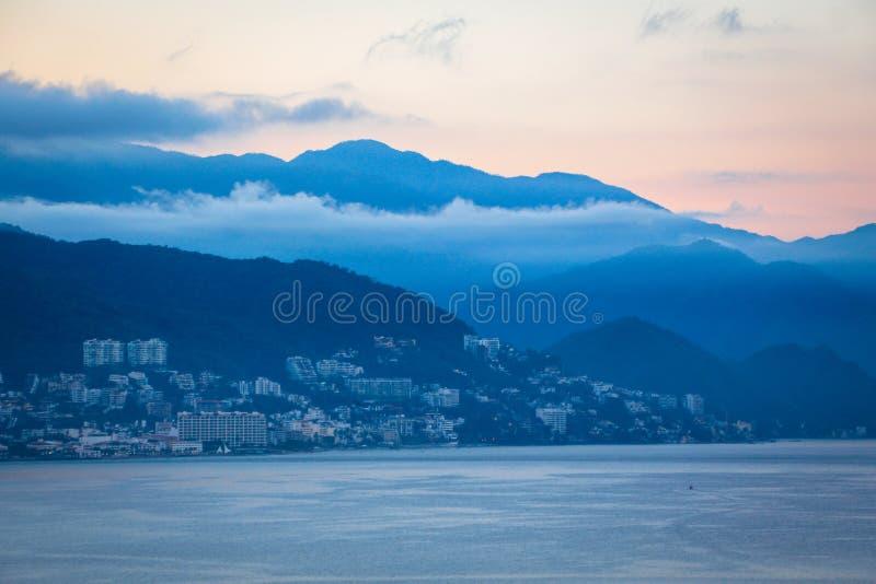 Небо облаков стоковое изображение rf