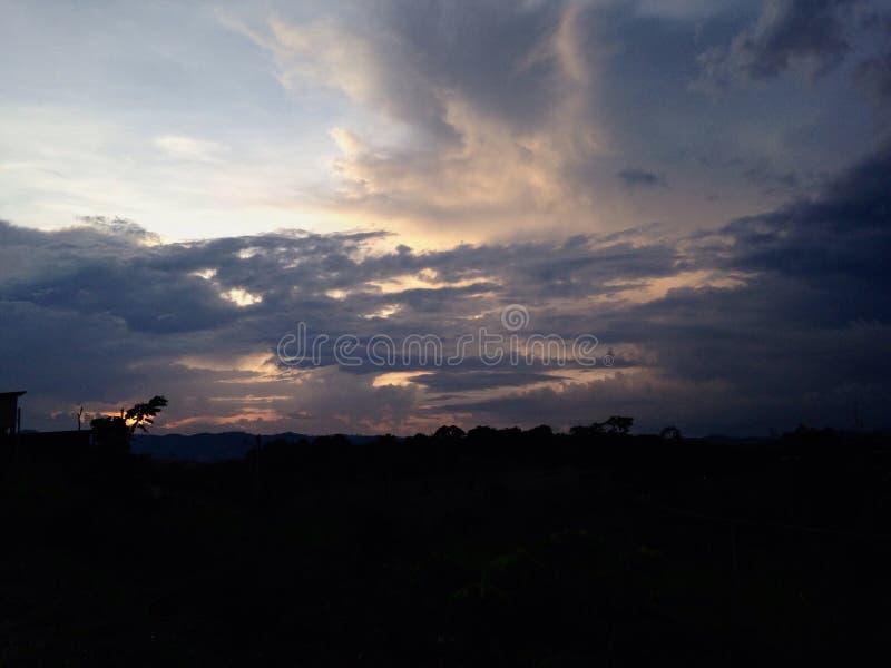 небо раз время стоковая фотография