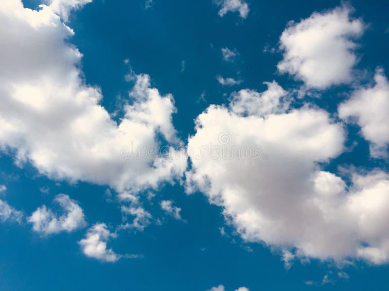 Небо рая стоковые изображения