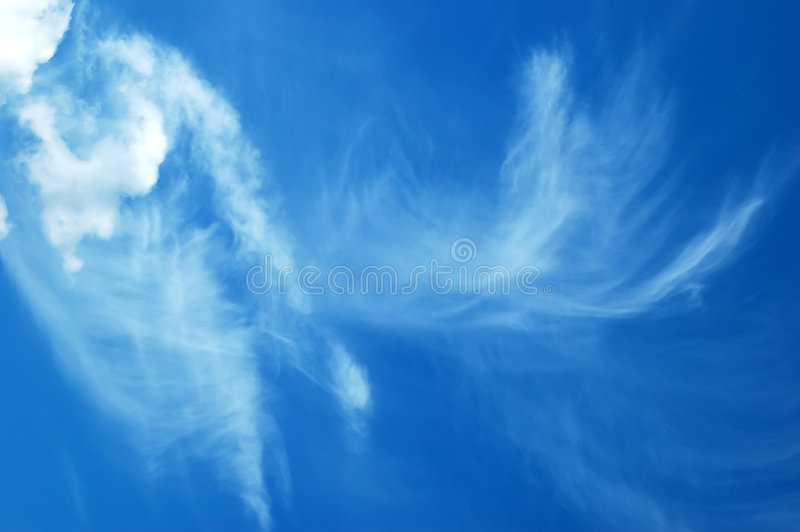 небо 2 предпосылок стоковое фото rf