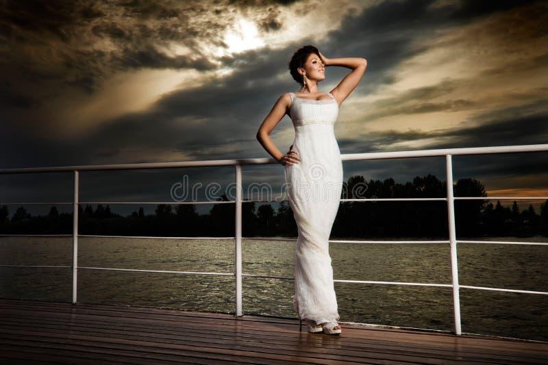 невеста блестящая стоковые изображения rf