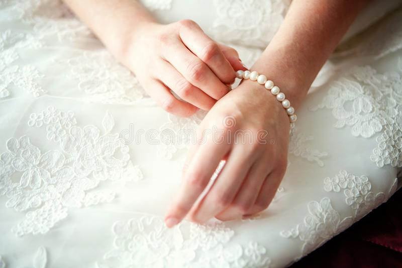 Невеста браслета стоковые фото