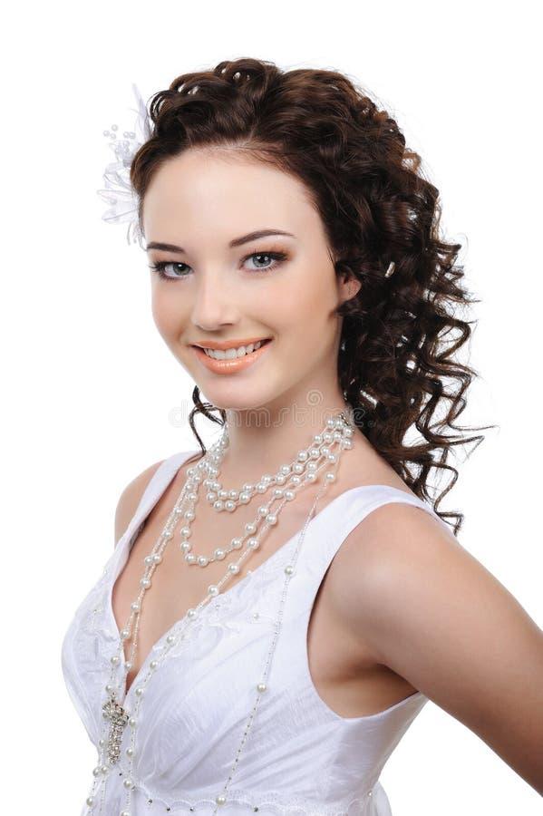 невеста красотки стоковое фото rf