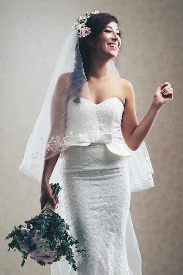 невеста шикарная стоковые фотографии rf