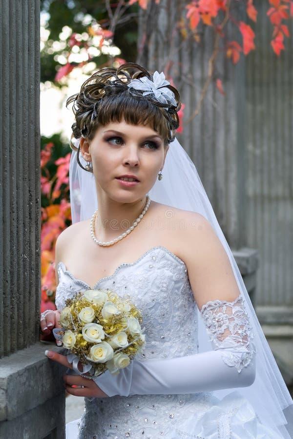 невеста стоковое фото rf