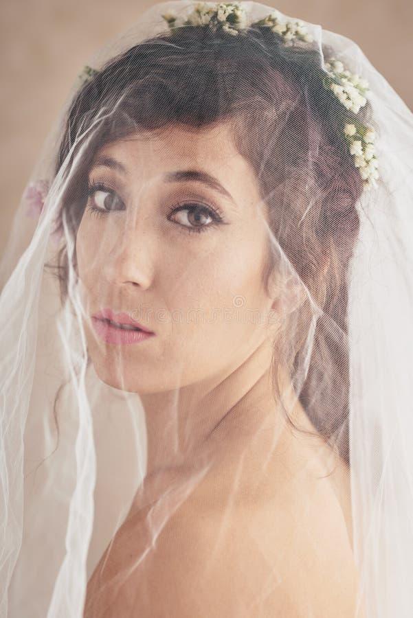 Невеста Cherming стоковые фото